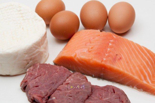 优质蛋白质亦是减肥饮食的重心