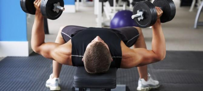 不同角度对胸肌锻炼的影响
