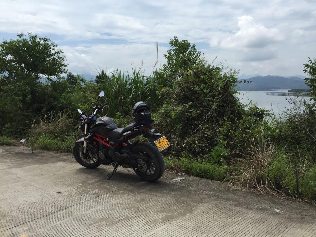 翠屏湖风景