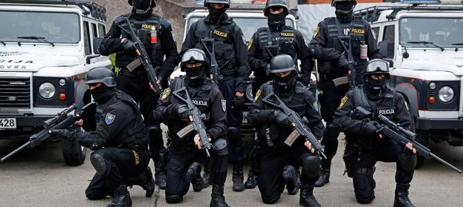 外国的警察 vs 天朝的警察