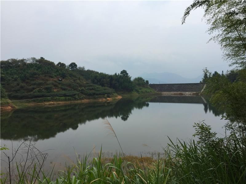 圣灵寺水库
