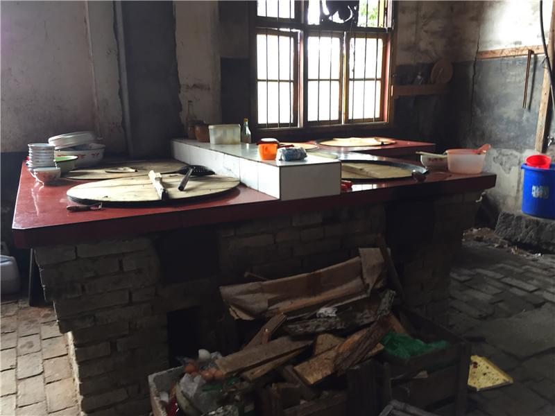 圣灵寺厨房