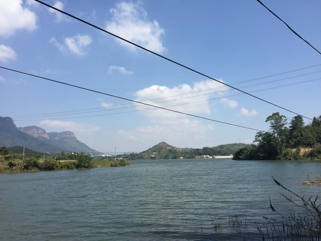 三溪口水库