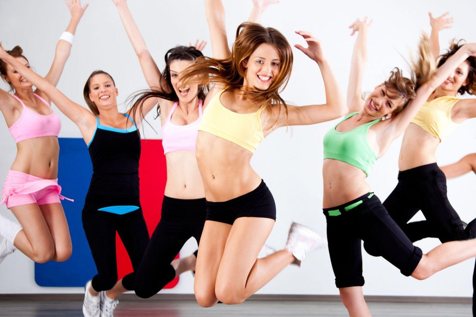 无氧运动健身减肥