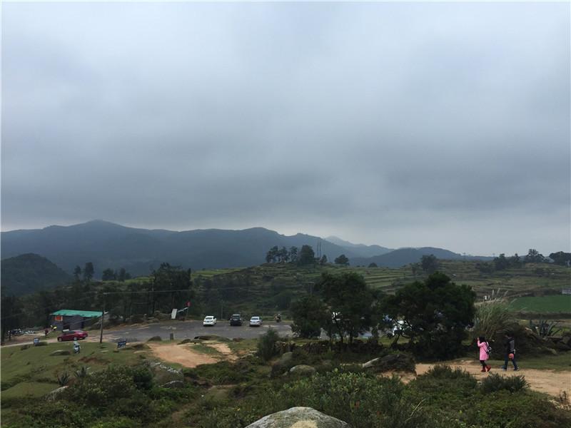 福清大姆山草场