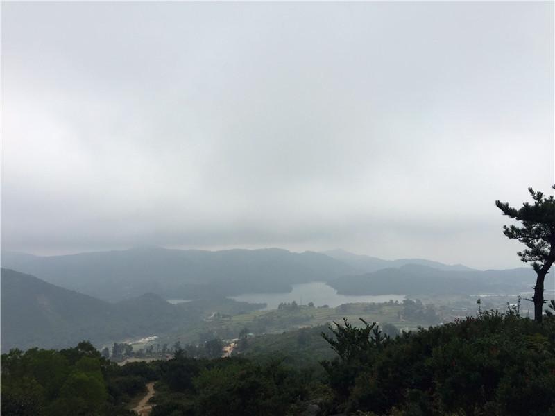 大姆山旅游