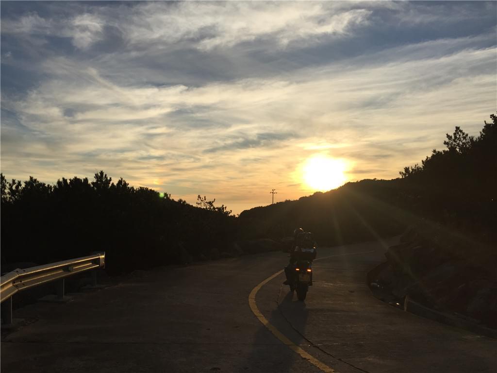 石牛山 摩托车旅行