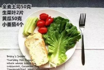 外国健身达人强力推荐超级减肥增肌食谱!