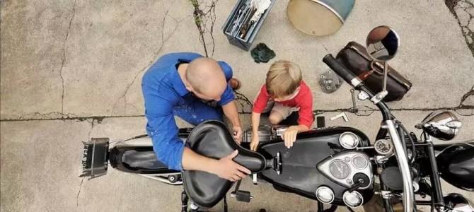 夏季摩托车骑行注意事项