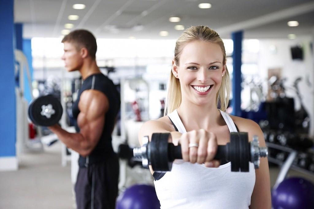 坚持力量训练,别怕长肌肉