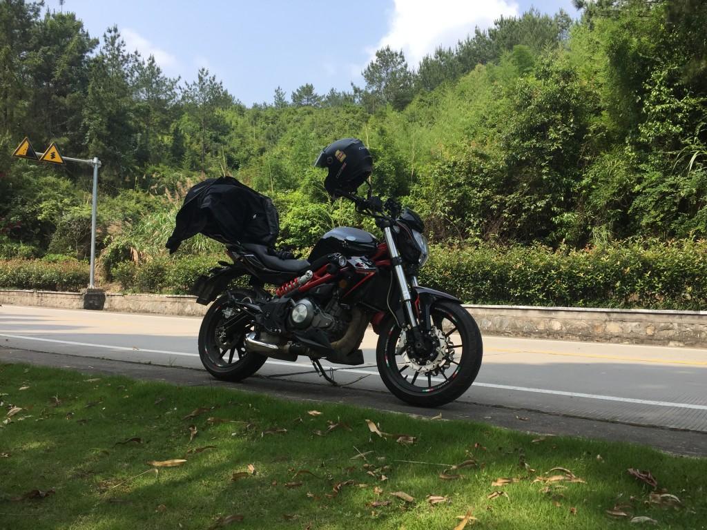 摩托车旅行