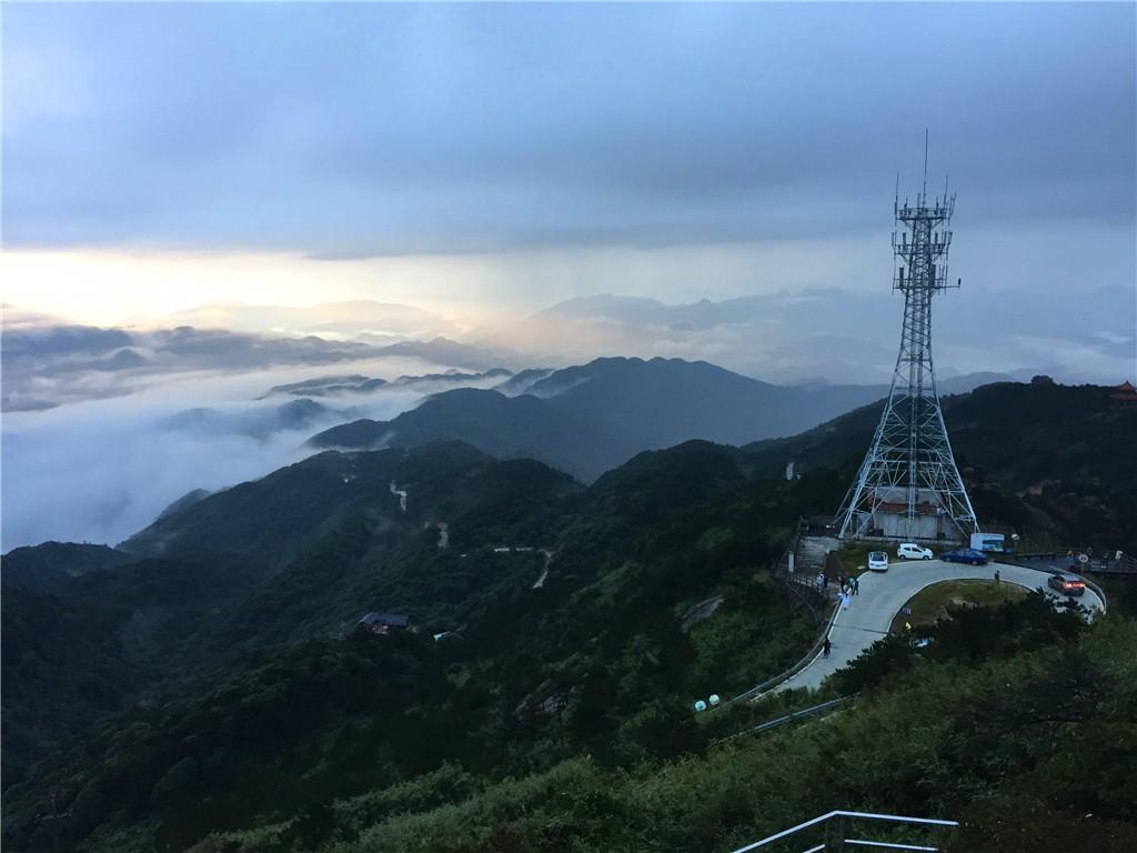 德化九仙山气象台