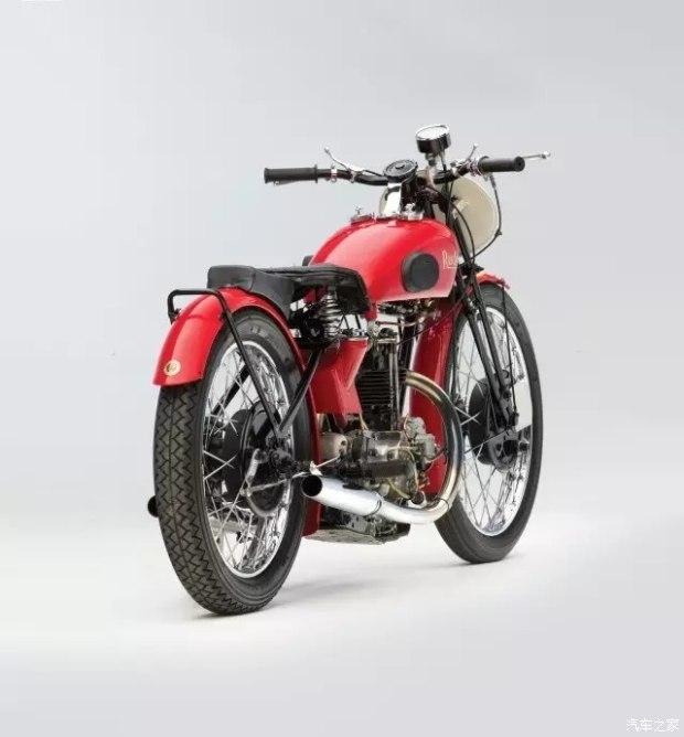 你不知道的法拉利摩托车