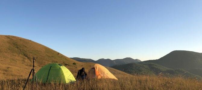 野外露营必备装备携带建议