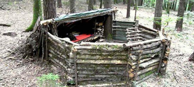 野人部落的Bushcraft发展史
