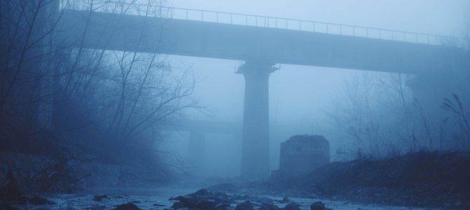 漫漫西行路 D18——晨雾中起行