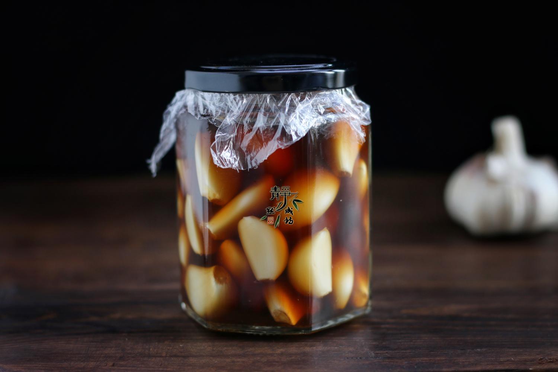 腊八蒜的腌制方法