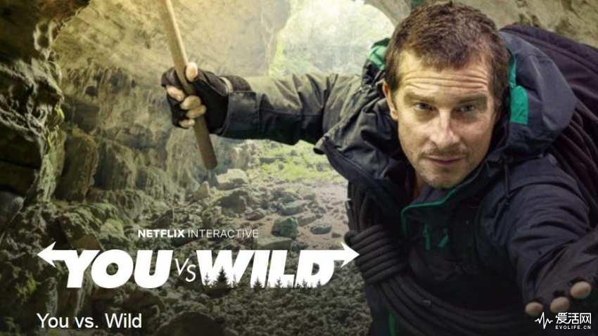 贝爷 You vs. Wild