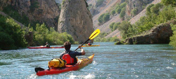什么是皮划艇运动?