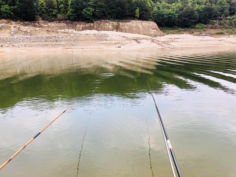 翠屏湖钓鱼