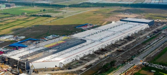 特斯拉超级工厂谍照曝光 年底有望投产