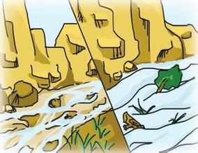 遇到泥石流时如何逃生自救 第2张