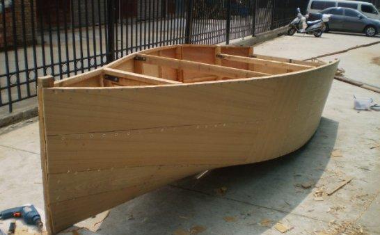 野人部落 帆船计划