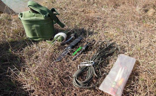 野外求生:塑料瓶捕鱼陷阱制作