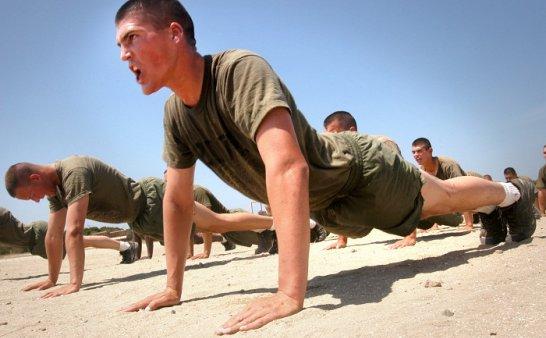 6种俯卧撑,锻炼完美胸肌