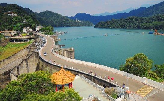 漫步台湾,有山有水有美食