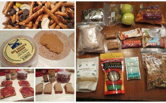 关于户外食品选择/准备之我的一点心得和体会
