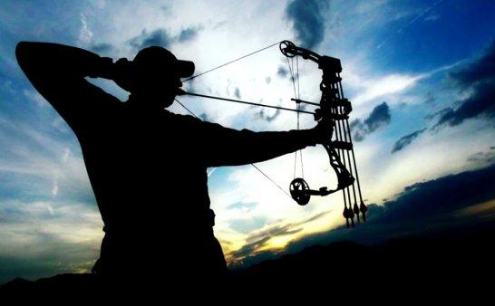 教你如何正确使用复合弓