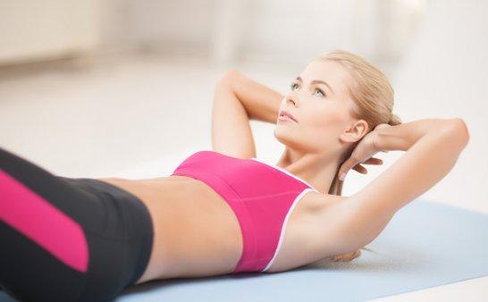 6种腹肌训练技巧,打造完美腹肌