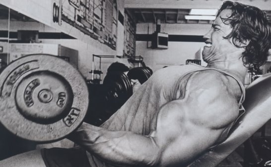 手臂肌肉锻炼指南