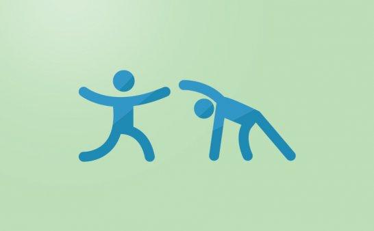 【四分钟高强度健身配套】运动拉伸基础知识和动作示范