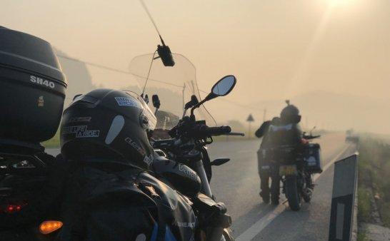 摩托车骑行保命12招