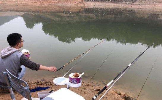 最近迷上了钓鱼
