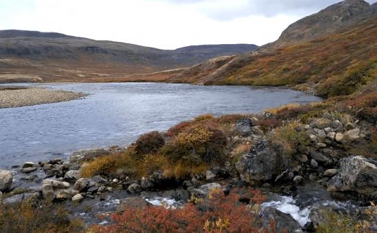 加拿大北极巴芬岛徒步穿越无人区169公里