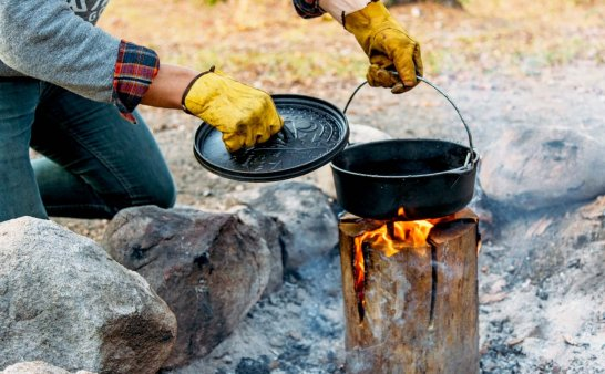 老外教你如何制作野外之光——瑞典火炬